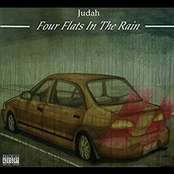 Four Flats in the Rain