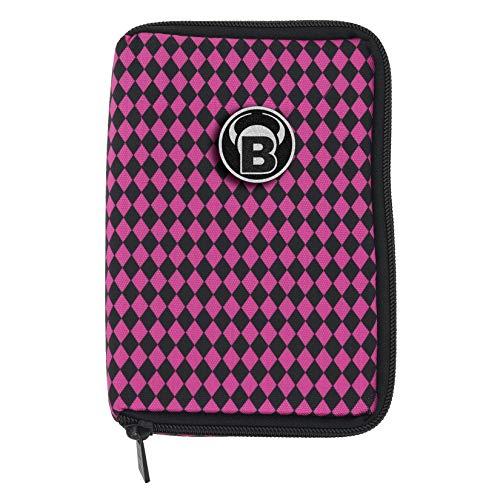 BULL\'S Erwachsene Dartcase Tp, Pink/Schwarz, Premium