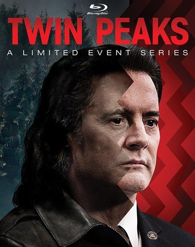 Twin Peaks: A Limited Event Series Box Set (Blu-ray) $27.99 + Free Shipping