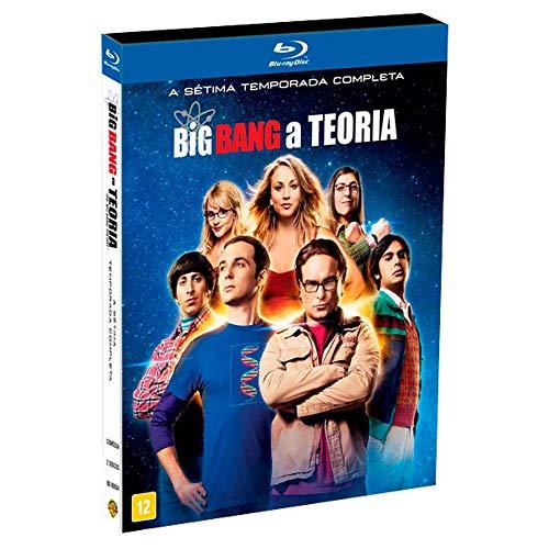 Big Bang Theory 7A Temp [Blu-ray]
