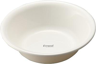 アスベル 洗面器 「Emeal」 ホワイト 5634