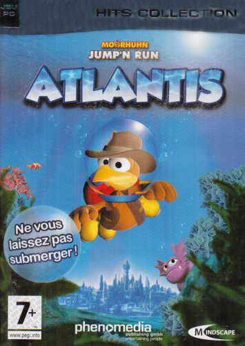 Moorhuhn Jump'n Run: Atlantis