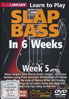 lick library slap bass