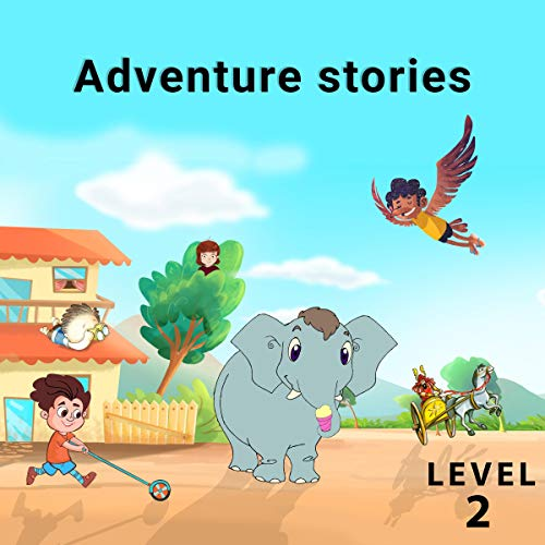 Adventure stories from BookBox - Level 2 cover art
