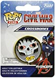 Funko - Pins Marvel - Civil War - Crossbones Pop 3cm - 0849803085520
