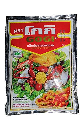 Thai Tempura Flour Gogi Brand 150g