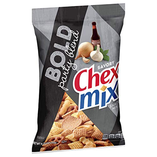 Chex Mix Bold Party Blend Savory Snack Mix, 8.75 oz