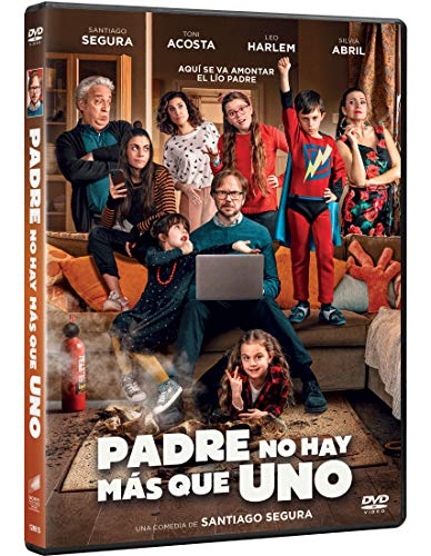 Padre no hay más que uno (DVD)