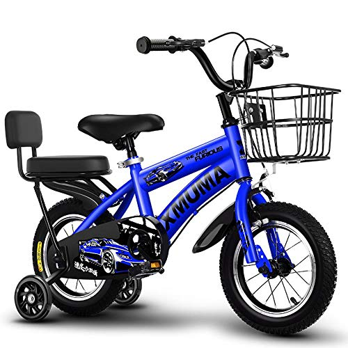 Check Out This Lightweight Children's Bike 12/14/16/18 Inch Kid's Bicycle High Carbon Steel Bike for...