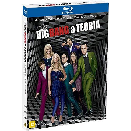 Big Bang Theory 6A Temporada [Blu-ray]