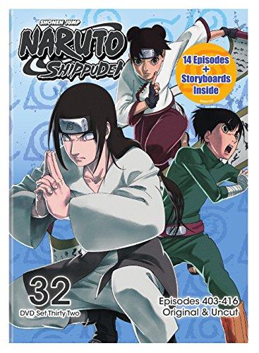 Naruto Shippuden Uncut Set 32 (2 Dvd) [Edizione: Stati Uniti] [Italia]