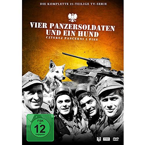 DVD Vier Panzersoldaten und EIN Hund - SilverEdition in Steelbox - Ossi Produkt
