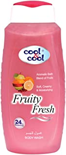 Cool & Cool Fruity Fresh Shower Gel, 500ml