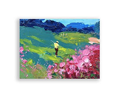 Golf Art, Wall Art Prints, Augusta Master, Sport Art, Seascape Wall Art, Art Print, Landscape Art, Floral Art, Office Wall Art, Wall Decor Art,...