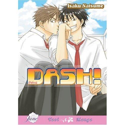 Dash! (Yaoi Manga) (English Edition)