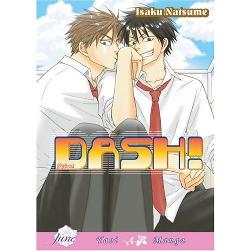 Dash! (Yaoi Manga) (English Edition)