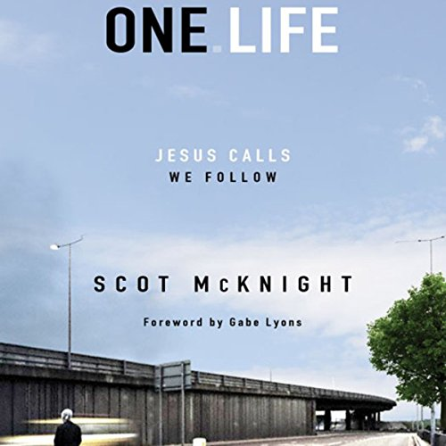 One.Life audiobook cover art