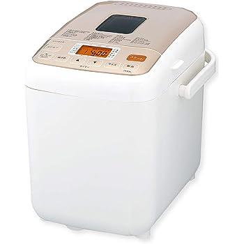 シロカ 全自動ホームベーカリー [29メニュー/最大2斤/餅つき機/レシピ付] SHB-712 ホワイト