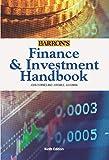 Finance & Investment Handbook (Barron's Finance and Investment Handbook)