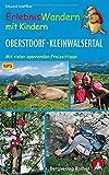 Erlebniswandern mit Kindern Oberstdorf - Kleinwalsertal: 24 Wanderungen und Ausflüge. Mit vielen spannenden Freizeittipps. Mit GPS-Daten (Rother Wanderbuch)*