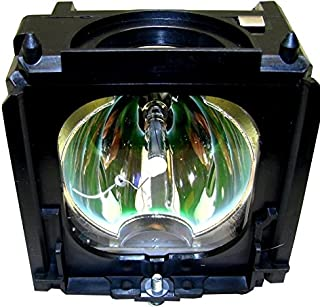 QueenYii BP96-01472A Compatible for SAMSUNG HL-S5087W Replacement Projector Lamp with bulb inside