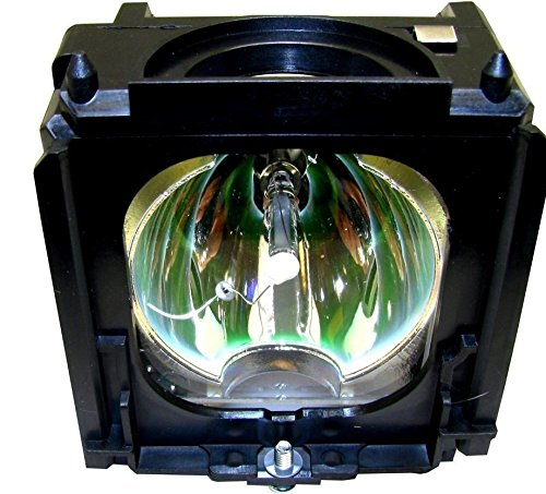 QueenYii BP96-01472A Compatible for Samsung HL-S6187W Replacement Projector Lamp with Bulb Inside