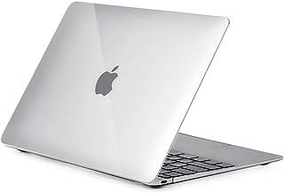 Obuolys 新版 New MacBook Air 13インチ(2018)モデル:A1932専用 ソフトケース クリア 超薄型 最軽量 耐衝撃 柔軟な 保護カバー シェルカバー (柔らかい,新しい包装)