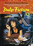 Quentin Tarantino's Pulp Fiction Movie Reproduction A4