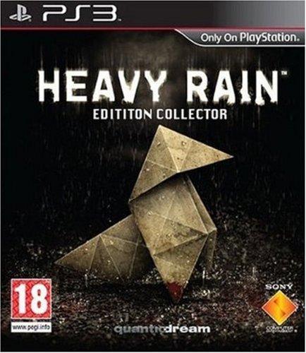 Heavy Rain - édition collector