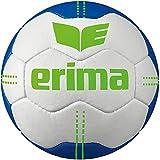 Erima Unisex– Erwachsene Pure Grip No. 1 Handball, weiß/blau, 3
