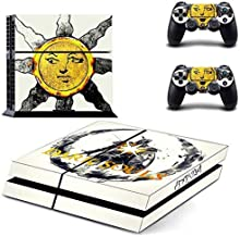 Knight - PS4 Skin Console - PS4 Controller Skin Cover Vinyl Decal Protective by KAJAL MANI