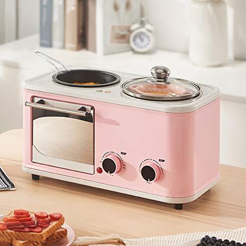 Ontbijt Machine, Broodrooster, Yoghurt Maker, Rijstkoker, Eierkoker, Multi-Function Electric Oven, Bakken Pan, Koekenpan Kookketel, Tosti-Ijzer, Slow Cooker