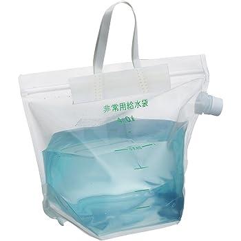 東京都葛飾福祉工場 食品衛生法適合 非常用給水袋 4L -