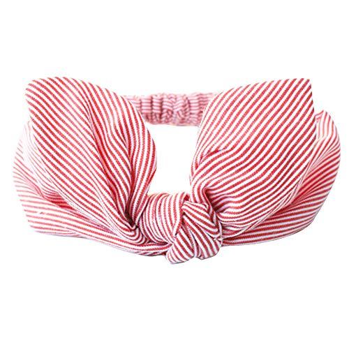 XdiseD9Xsmao Zachte hazenoren knopen design dunne band haarband hoofddeksel hoofddeksel accessoires voor baby meisjes 2#