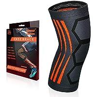 IPOW Knee Brace Compression Sleeve with Anti-Slip Design