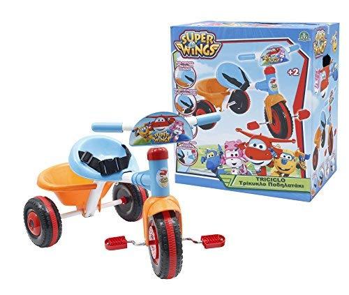 giochi preziosi upw32000 superwings triciclo