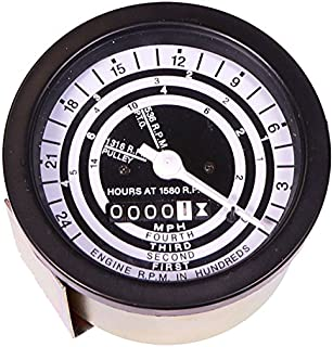 DB Electrical SSW0015 Tachometer Proofmeter Ford 8N Tractor 50-52 / 8N17360A1 86520180