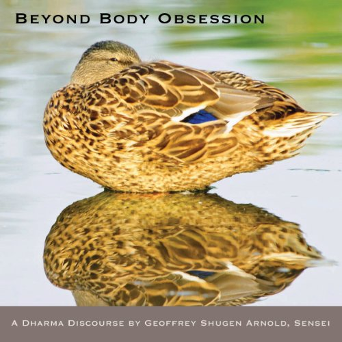 Beyond Body Obsession audiobook cover art