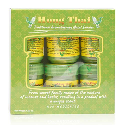 HONG THAI TRADITIONAL THAI 6 Bottles (1 Pack)