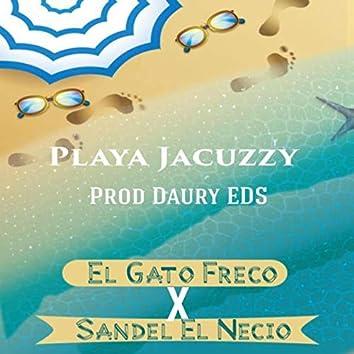 Playa jacuzzy