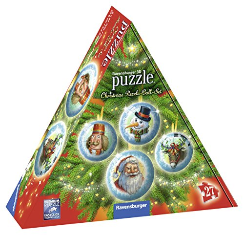 Ravensburger 11678 Christmas Puzzle-Ball Set