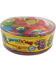 SUPER ZINGS Monedas de Chocolate con Leche envase 1 Kg