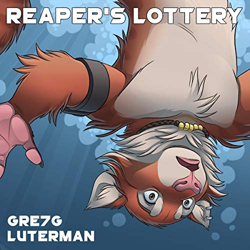 Reaper's Lottery audiobook cover art