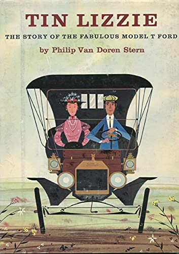 Tin Lizzie: The Story of Fabulous Model T Ford (English Edition)