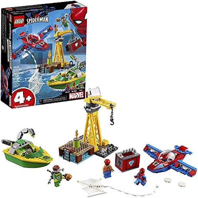 LEGO ספיידרמן היהלום של דר אוק 76134