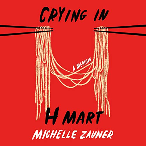 Crying in H Mart cover art