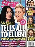 Star Magazine February 17 2020 Meghan Markle Ellen DeGeneres Courteney Cox Jennifer Aniston Renee Zellweger Shania Twain Kobe Bryant