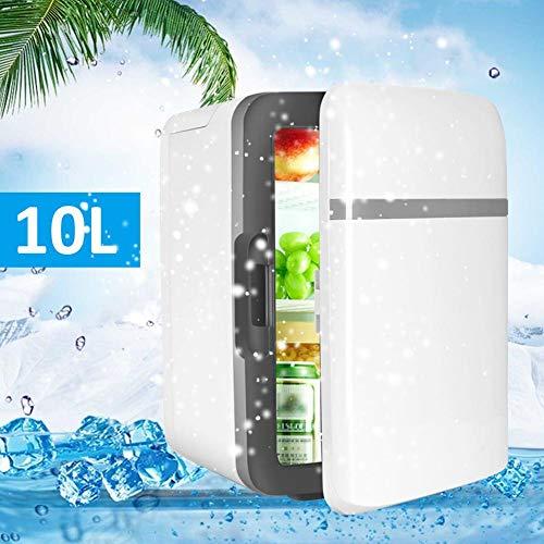 Chinejaper Draagbare thermo-elektrische koelbox, 12 volt, mini-koel voor auto en camping
