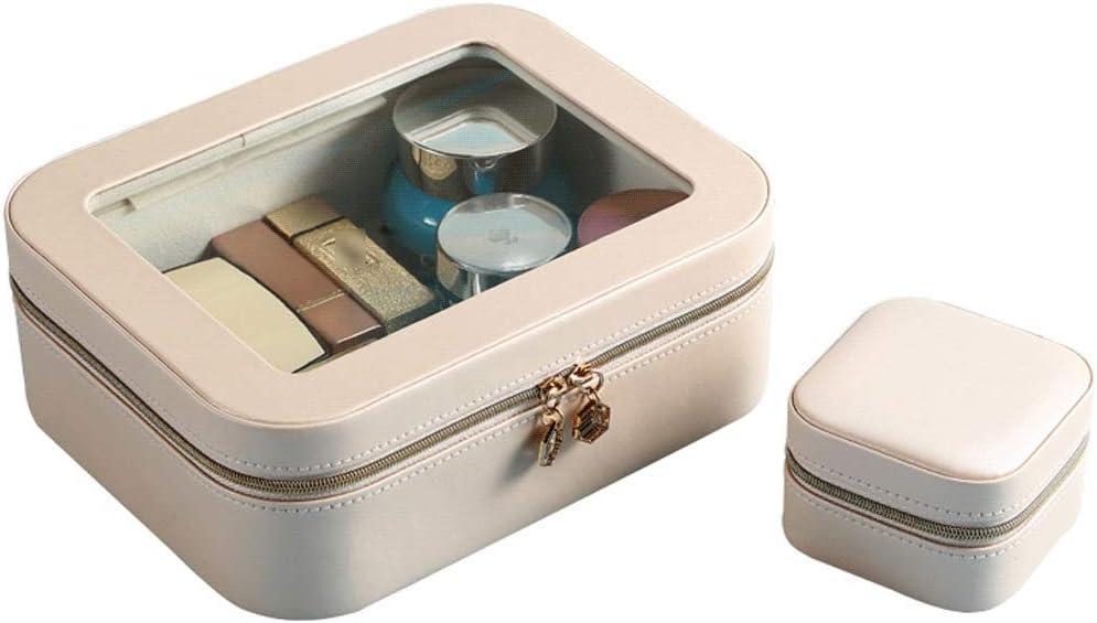 NNR Jewelry 2021 model Box for Rings Milwaukee Mall Earrings Jewel Travel Mini