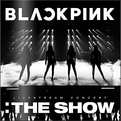 MUSIC&NEW Kit Kihno Blackpink - Blackpink 2021 The Show Kit Vidéo + lot de cartes photos supplémentaires